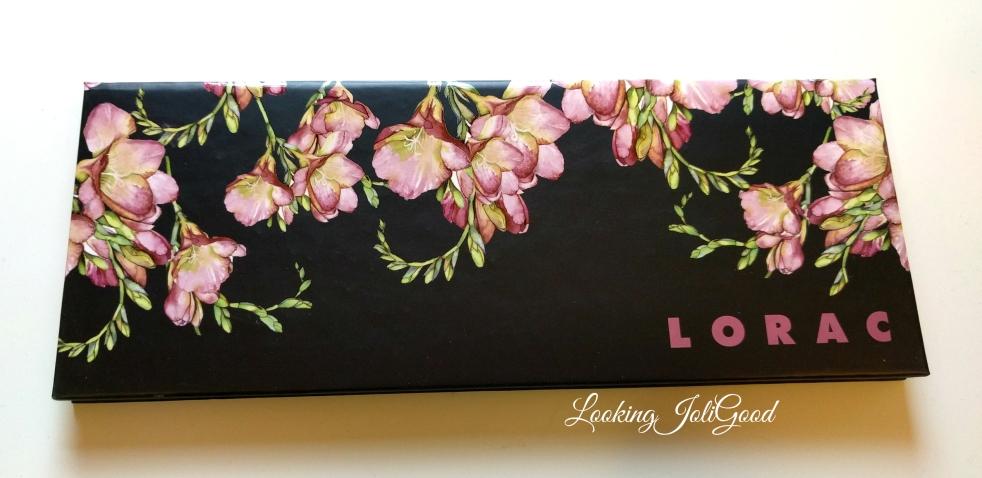 Lorac Refined Romance Eyecheek Palette packaging | lookingjoligood.wrodpress.com