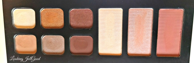 Lorac Refined Romance Eyecheek Palette packaging | lookingjoligood.wrodpress.com