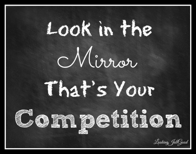 Who is your competition. | lookingjoligood.wordpress.com