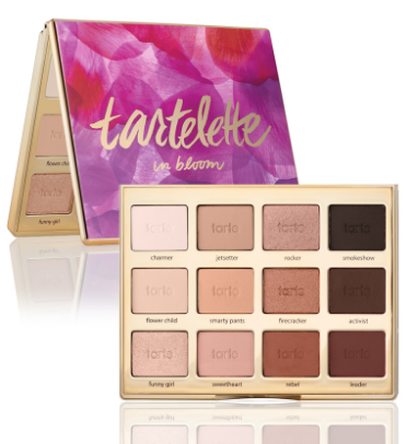 Tartelette 2 In Bloom Clay Eyeshadow Palette