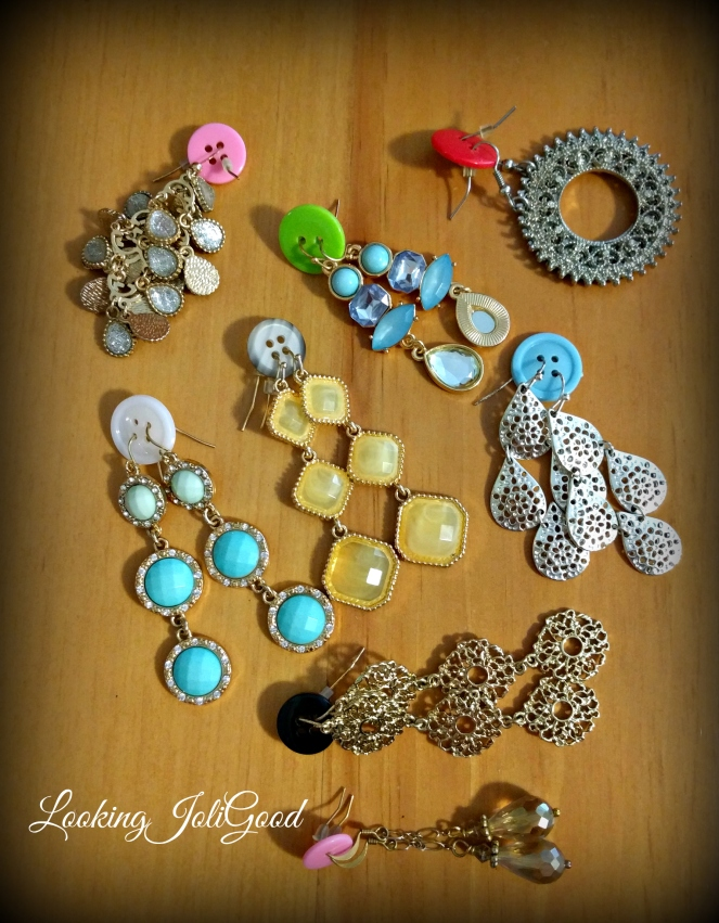 TipTuesday earring organization | lookingjoligood.wordpress.com
