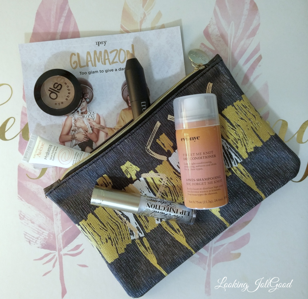 September Ipsy glam bag | lookingjoligood.wrodpress.com