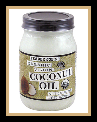 Trader Joe's coconut-oil | lookingjoligood.wordpress.com