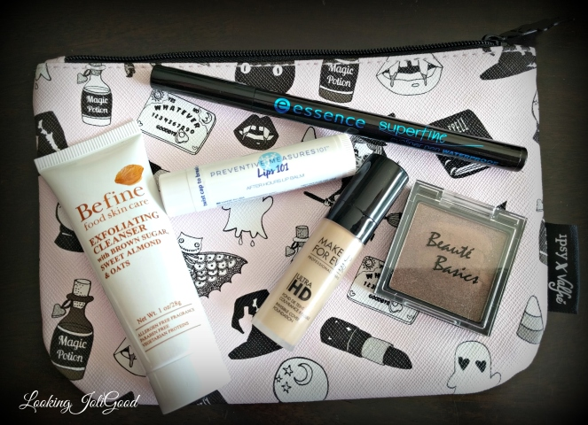 ipsy-glam-bag-october-2016 | lookingjoligood.wordpress.com