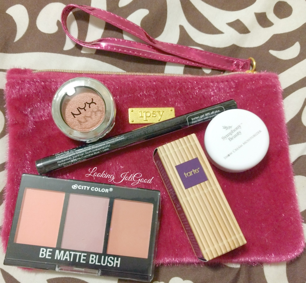 ipsy december 2016 | lookingjoligood.wordpress.com