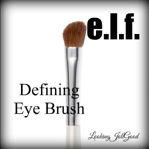 e.l.f. defining eye brush | lookingjoligood.wordpress.com