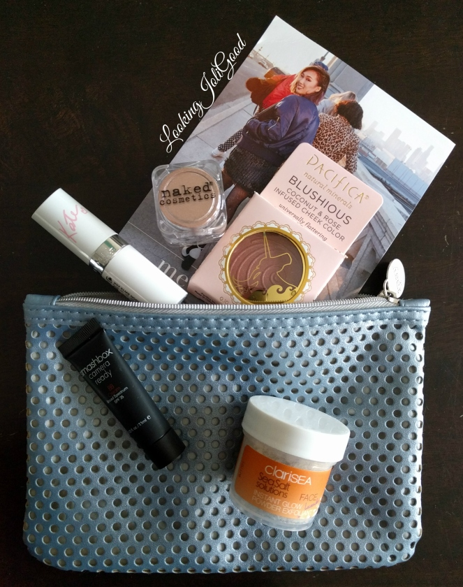 january ipsy glam bag | lookingjoligood.wordpress.com