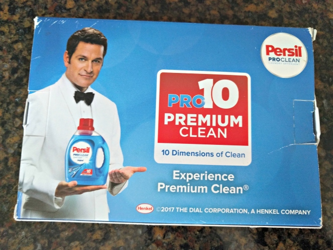 persil premium clean influenster | lookingjoligood.wordpress.com