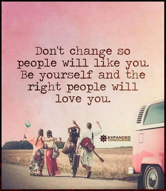 Don't Change! | lookingjoligood.blog.com