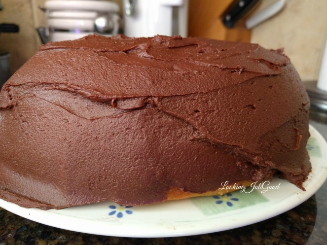 chocolate frosting | lookingjoligood.blog