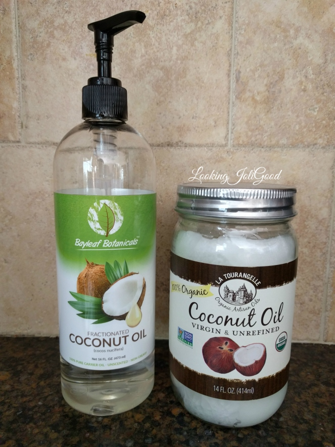 coconut oil | lookingjoligood.blog