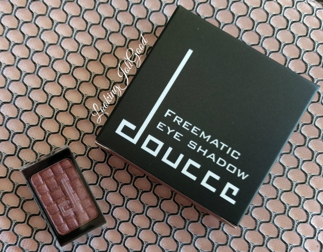 doucce eyeshadow  | lookingjoligood.blog