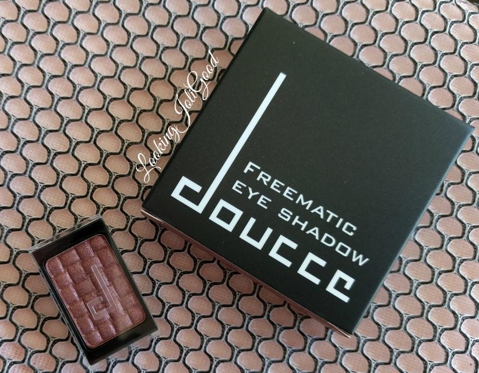 doucce eyeshadow | lookingjoligood.blog