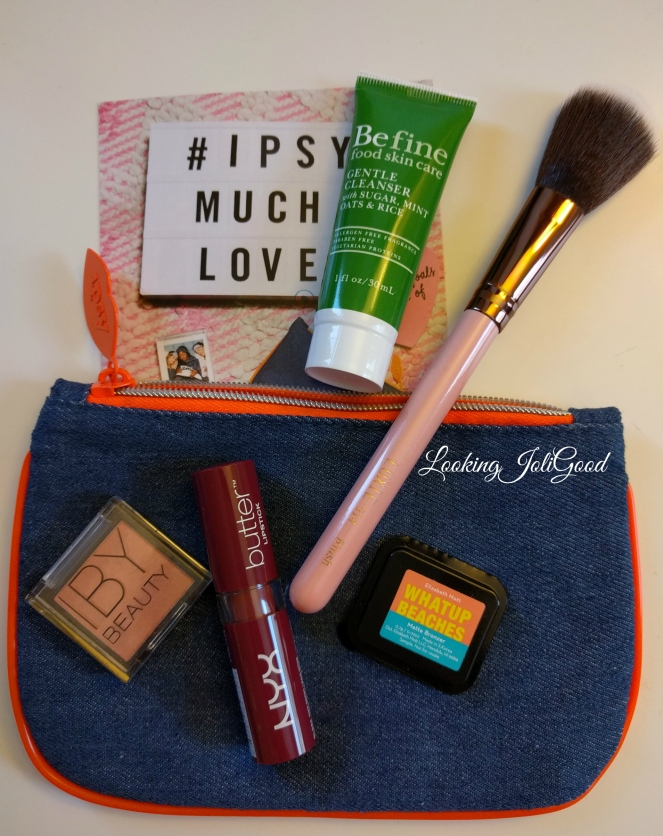 ipsy february 2017 | lookingjoligood.blog