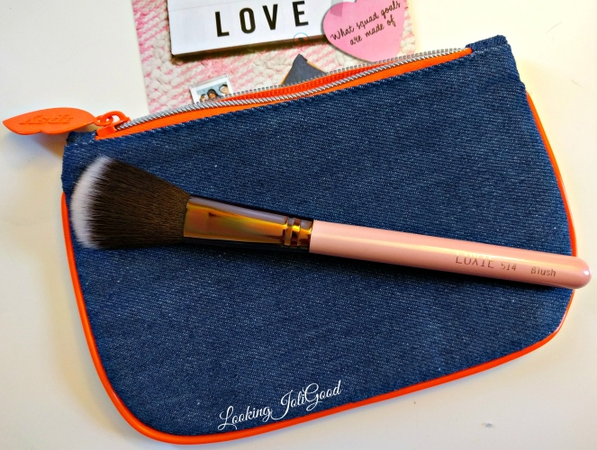 luxie brush | lookingjoligood.blog
