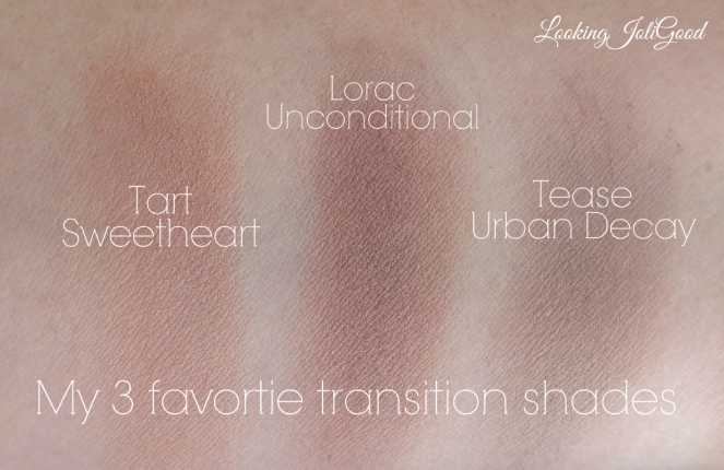favorite transition shades | lookingjoligood.blog