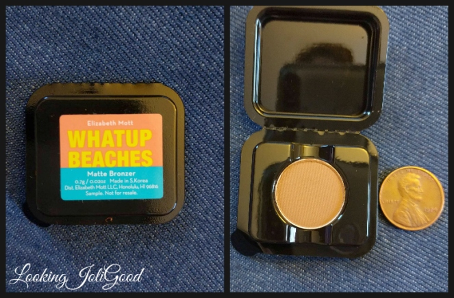 what up beaches bronzer | lookingjoligood.blog