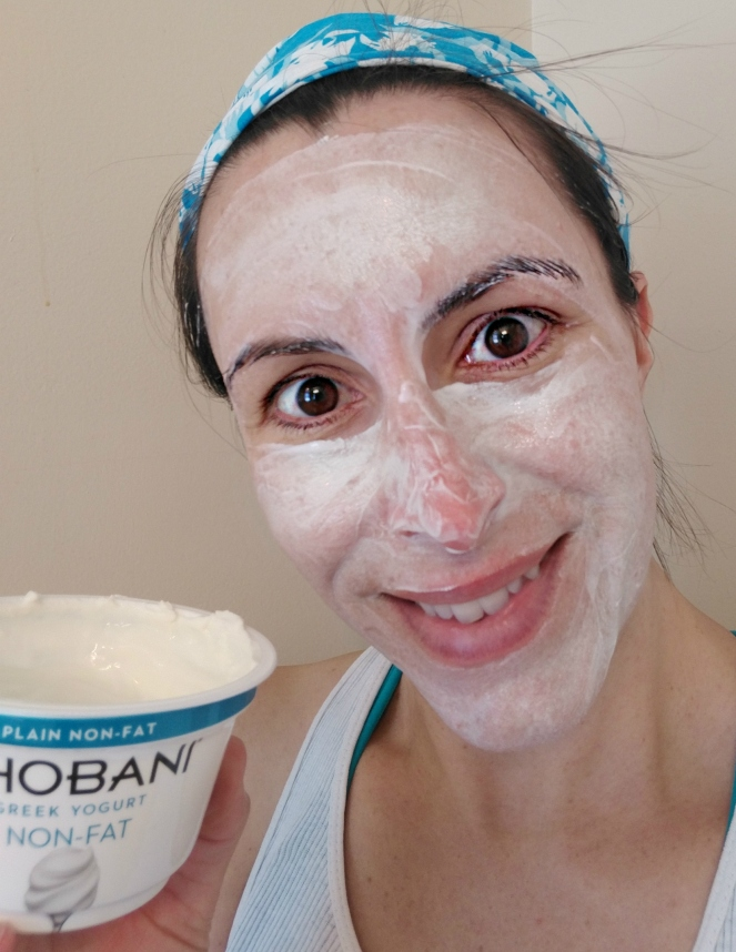 yogurt mask | lookingjoligood.blog