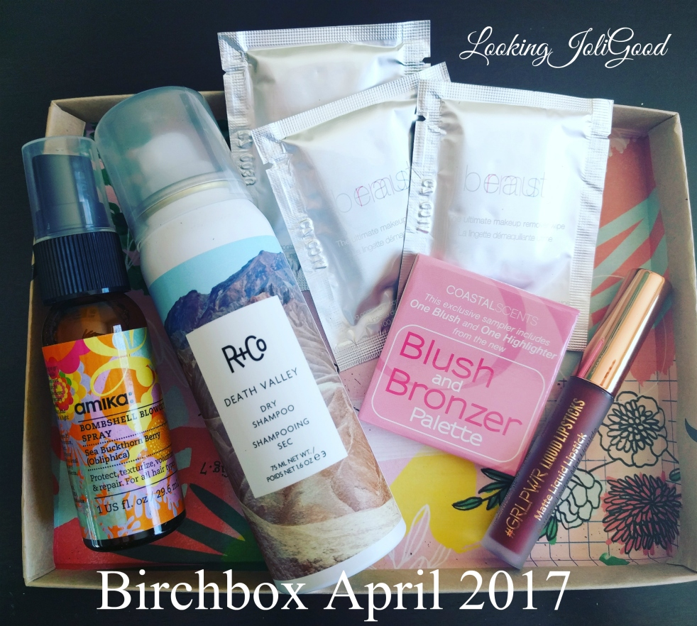 birchbox | lookingjoligood.blog