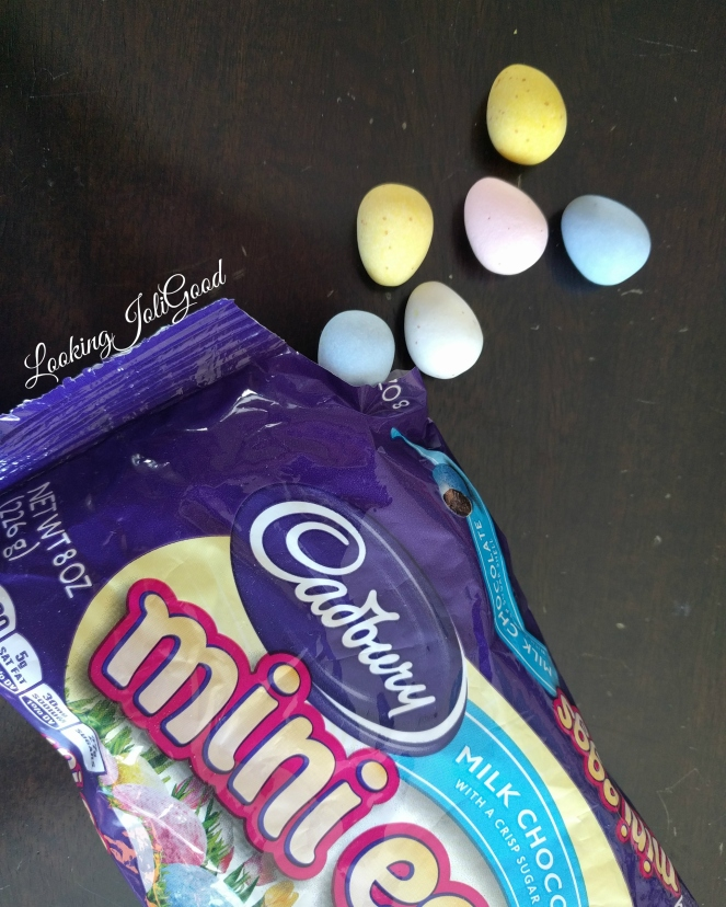 cadbury mini eggs | lookingjoligood.blog
