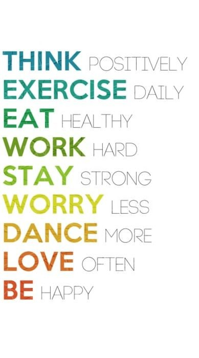 Think Positively! | lookingjoligood.blog