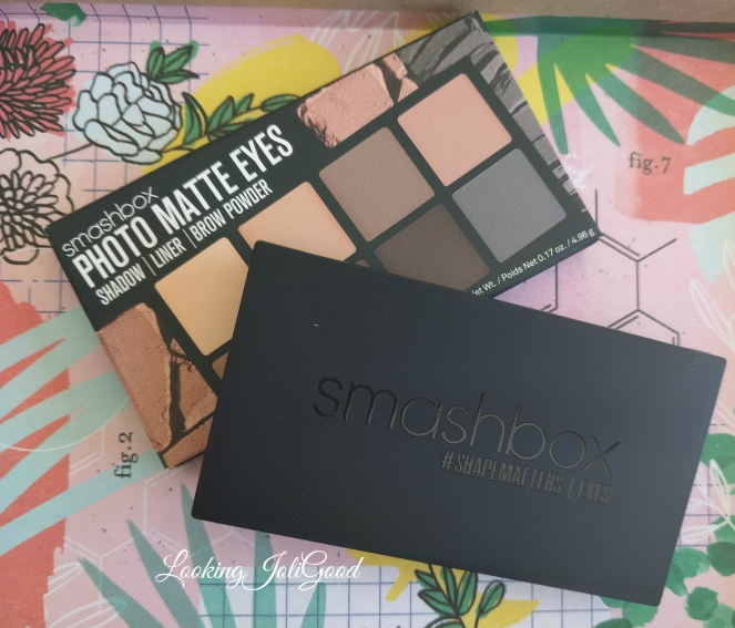 Smashbox Photo Matte Eyes Travel Palette Review And Swatches