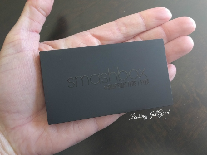 Smashbox Photo Matte Eyes Travel Palette Review and Swatches | loookingjoligood.blog