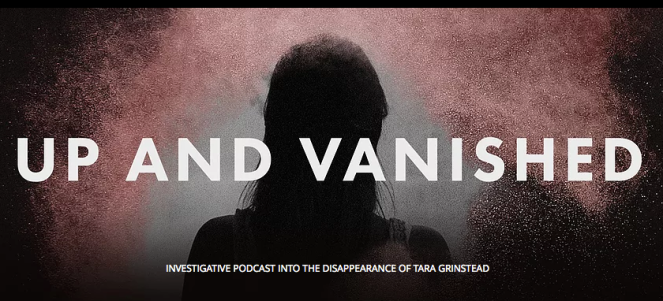 up and vanished podcast | lookingjoligood.blog