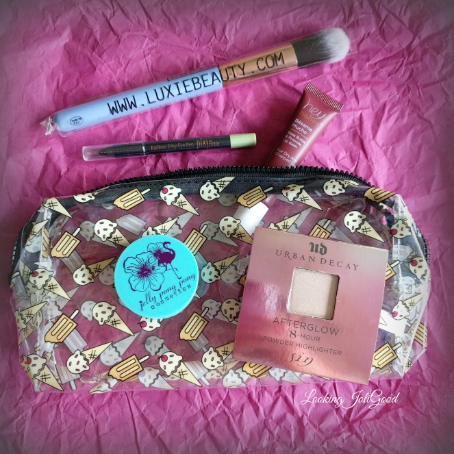 May 2017 ipsy glam bag | lookingjoligood.blog