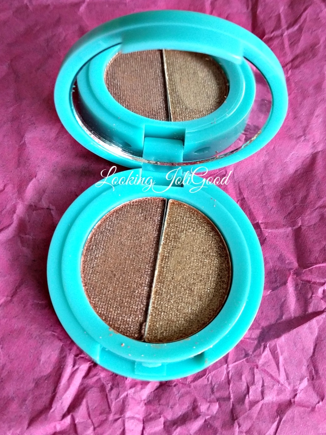 Jelly Pong PongSupercharged Super Intense Eyeshadow Duo in Electric