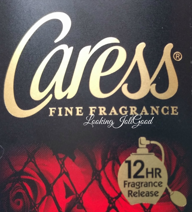 """fragrance touch technology"" Caress Forever Body Wash 