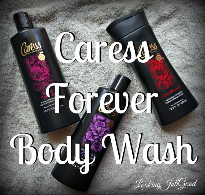 Caress Forever Body Wash | lookingjoligood.blog