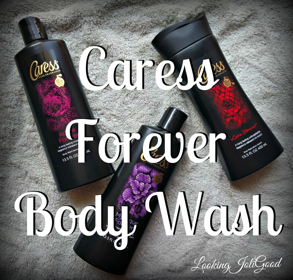 Caress Forever Body Wash | lookingjoligood.blog