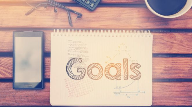 goal setting | lookingjoligod.blog