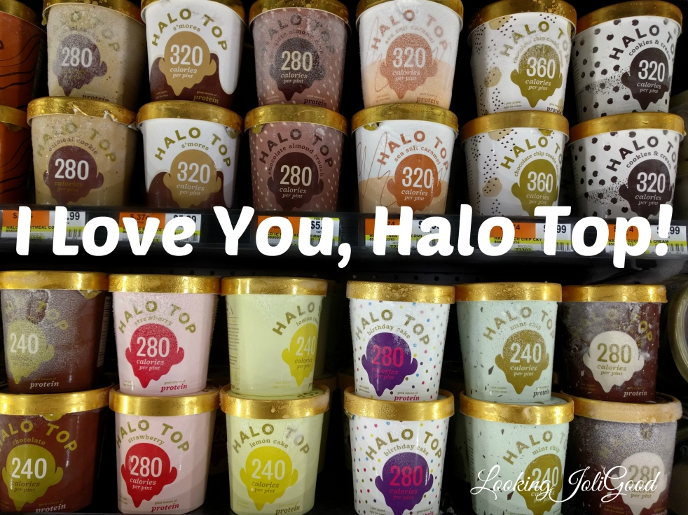 halo top | lookingjoligood.blog