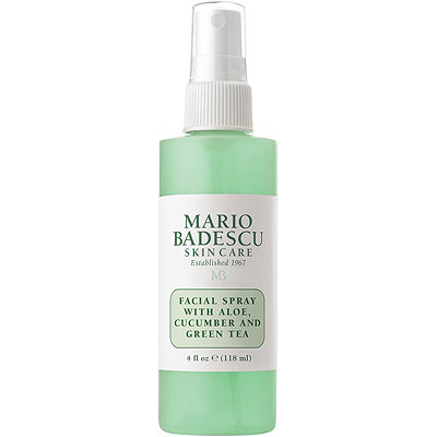 MARIO BADESCU Facial Spray with Aloe, Cucumber and Green Tea | lookingjoligood.blog