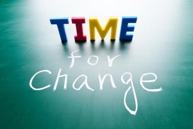 Time for Change! | lookingjoligood.blog