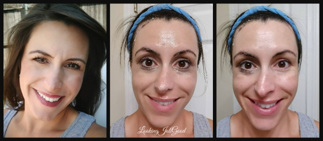 Pond makeup removal scold cream cleanser | lookingjoligood.blog