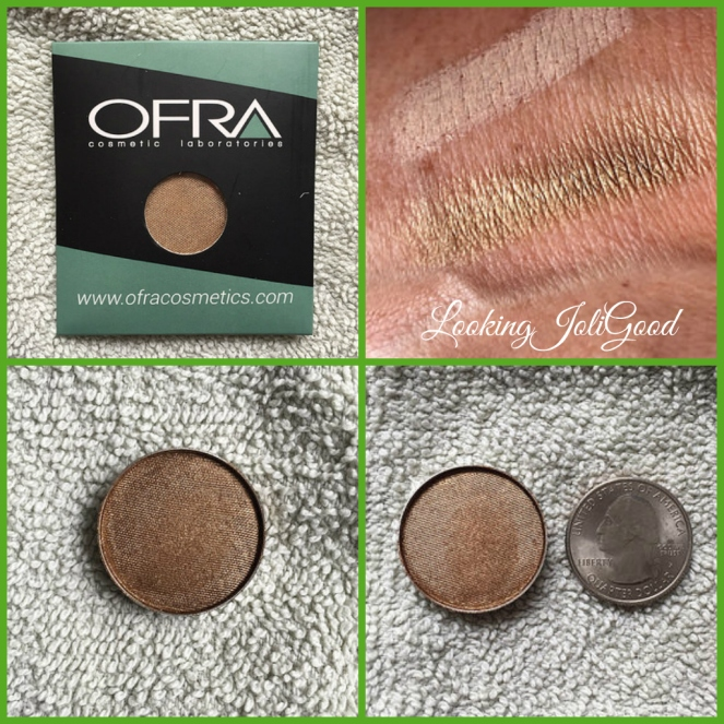 ofra swatch ofra eyeshadow  | lookingjoligood.blog