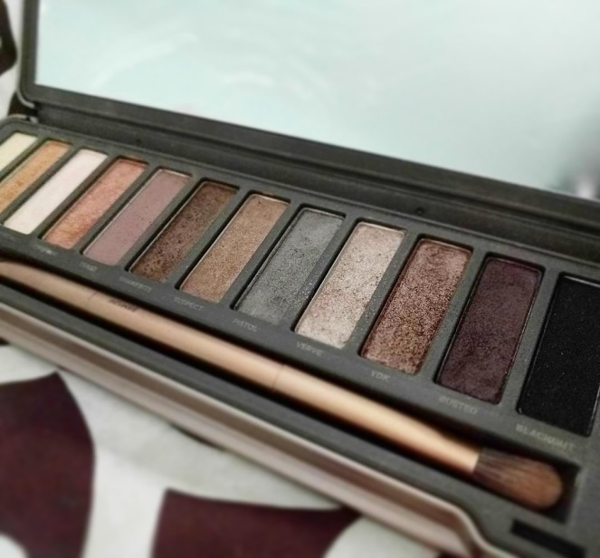 Urban Decay Naked2 Palette | lookingjoligood.blog