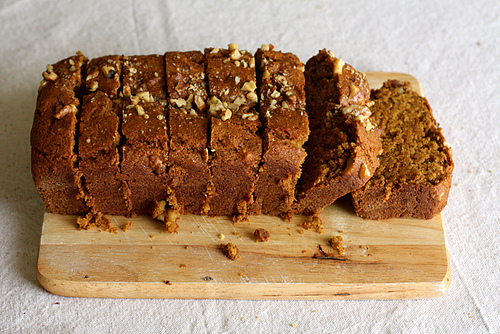 pumpkin bread | lookingjoligood.blog