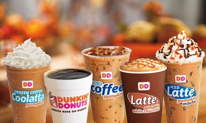 dunkin donuts coffee | lookingjoligood.blog