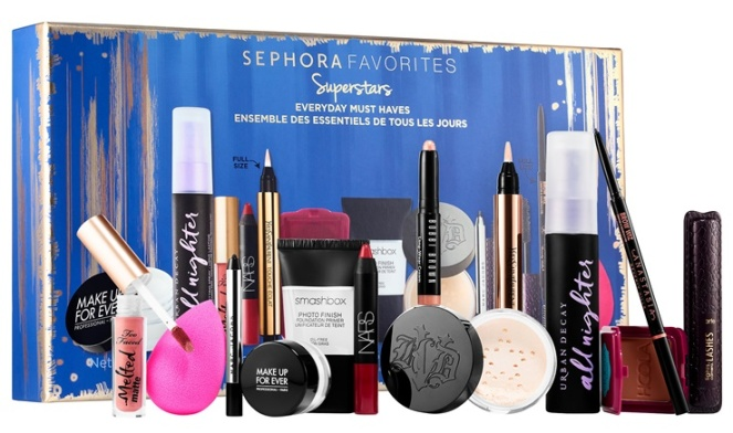Sephora-Favorites-Superstars-Everyday-Must-Haves-Holiday-2017 | lookingjoligood.blog