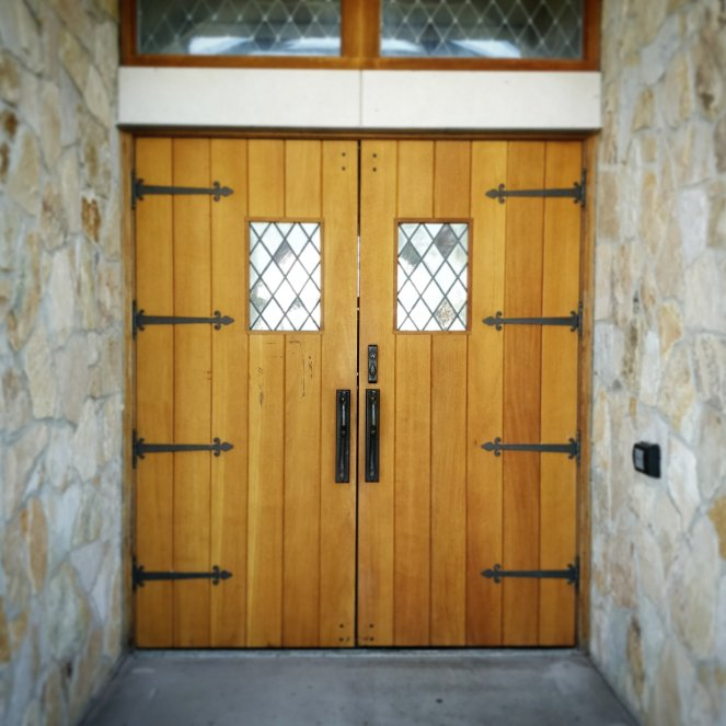Responding to Closed Doors | lookingjoligood.blog