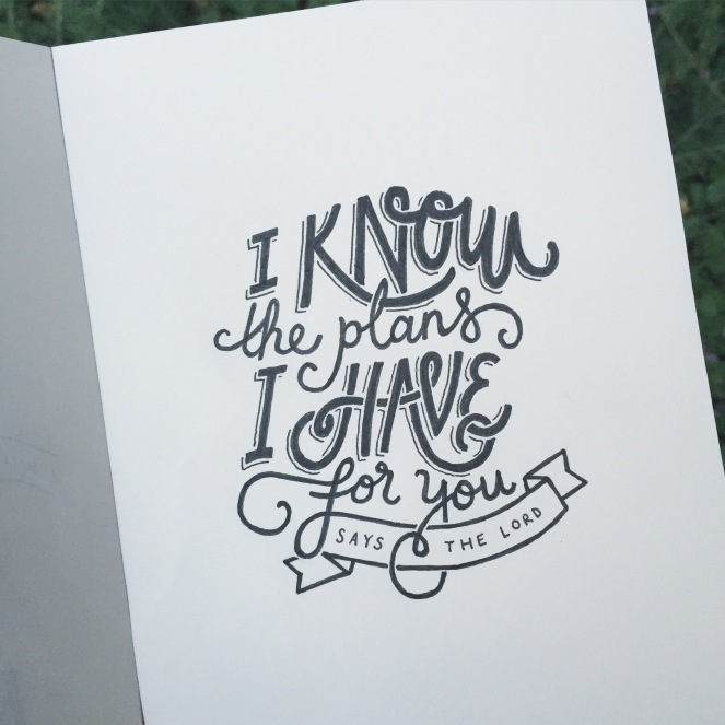 Jeremiah 29:11 | lookingjoligood.blog
