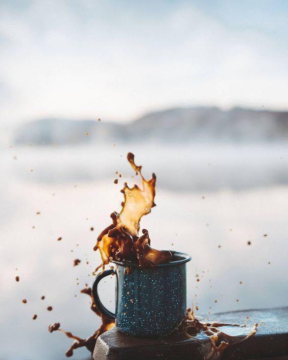 spilled coffee | lookingjoligood.blog