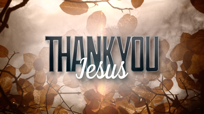 Thank you Jesus | lookingjoligood.blog