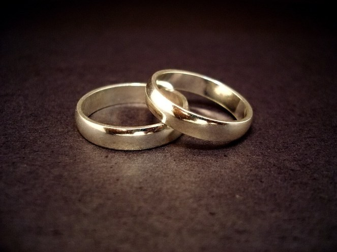Wedding rings | lookingjoligood.blog