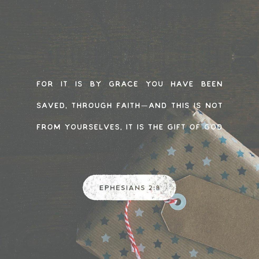 Ephesians 2:8 | lookingjoligood.blog