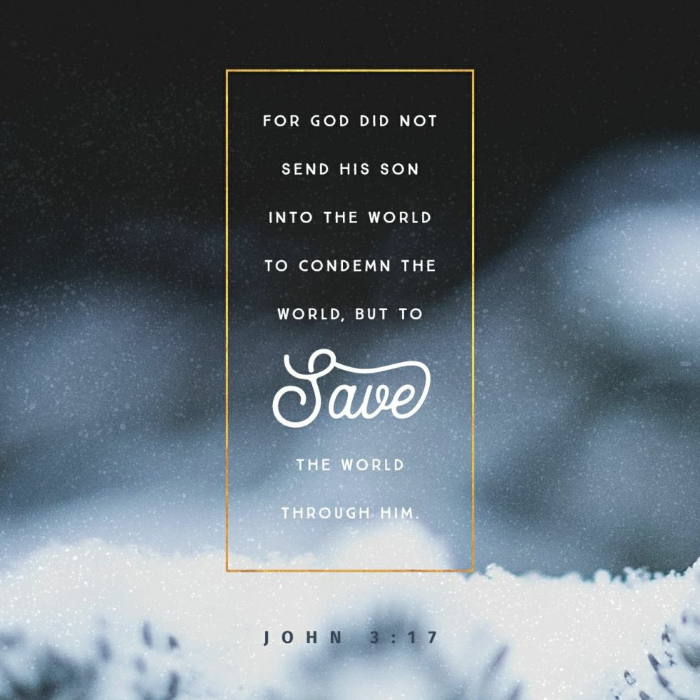 John 3:17 | lookingjoligood.blog